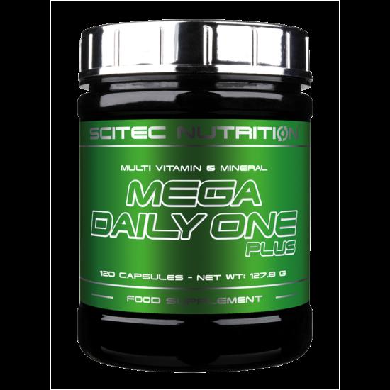 Nagyker Scitec Nutrition Mega Daily One Plus kapszula 120db