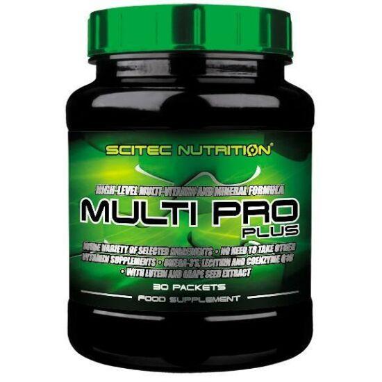 Nagyker Scitec Nutrition Multi Pro Plus multivitamin - 30 adag