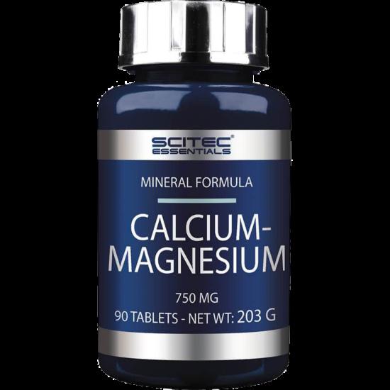 Scitec Nutrition Scitec CALCIUM-MAGNESIUM 90 tabletta