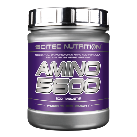 Scitec Nutrition Amino 5600 tabletta 200db