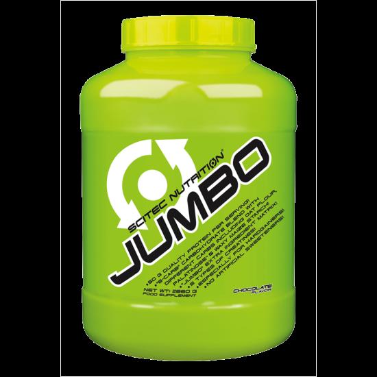 Scitec Nutrition Jumbo 2860g + ajándék C vitamin