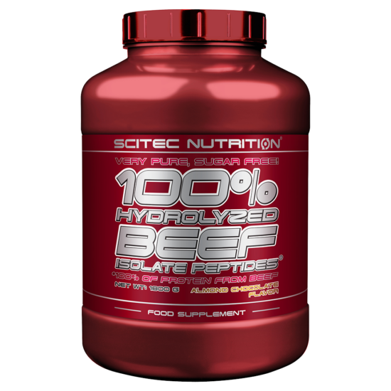 Scitec Nutrition 100% Hydrolyzed Beef Isolate Peptides 900g + ajándék C vitamin