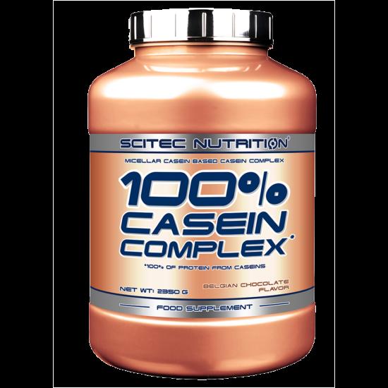 Scitec Nutrition 100% Casein Complex - 920g + ajándék C vitamin