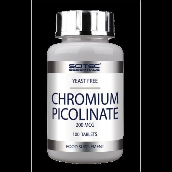 Scitec Nutrition Chromium Picolinate kapszula 100db