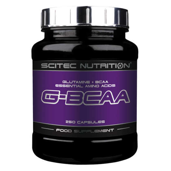 Scitec Nutrition G-BCAA kapszula 250db