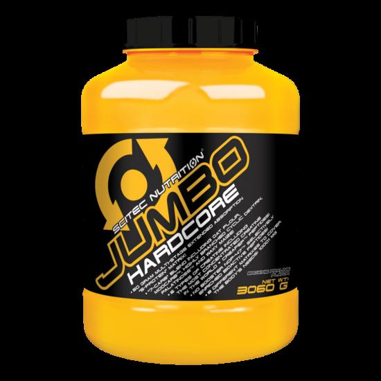 Nagyker Scitec Nutrition Jumbo Hardcore - 3060g