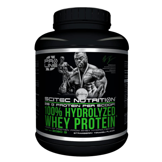 Scitec Nutrition 100% Hydrolyzed Whey Protein - 2030g