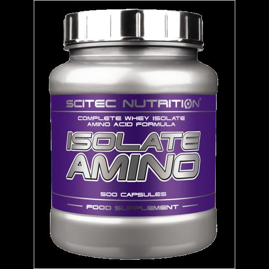Scitec Nutrition Isolate Amino 500db + ajándék C vitamin