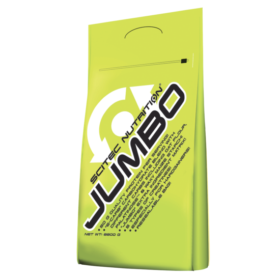 Scitec Nutrition - Jumbo - 8, 8 Kg/ 8800 G + ajándék C vitamin
