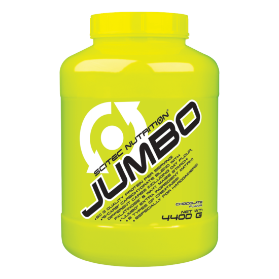 Scitec Nutrition Jumbo 4400g + ajándék C vitamin