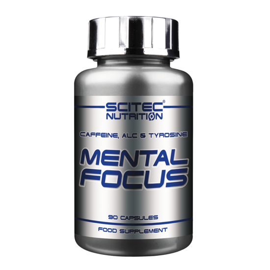 Scitec Nutrition Mental Focus - 90db