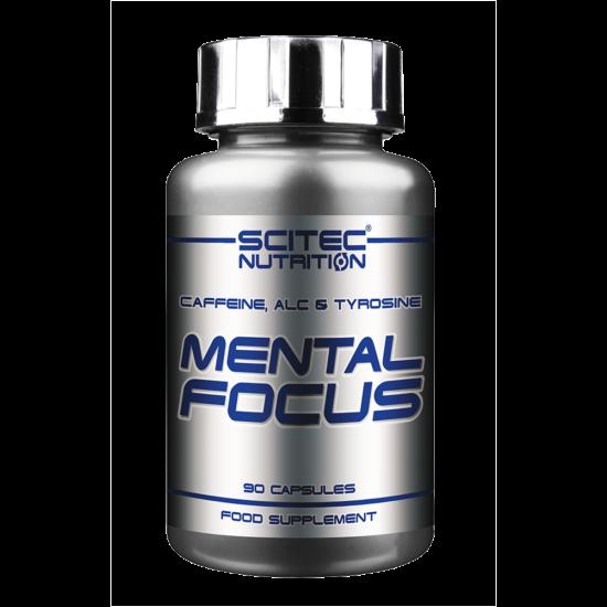 Scitec Nutrition Mental Focus - 90db