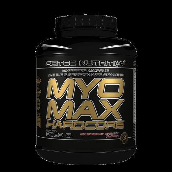 Scitec Nutrition Myomax Hardcore - 3080g + ajándék C vitamin