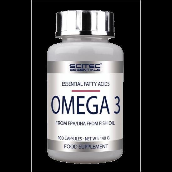 Scitec Nutrition Omega 3 100db
