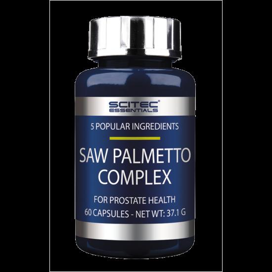 Scitec Nutrition Saw Palmetto Complex kapszula 60db
