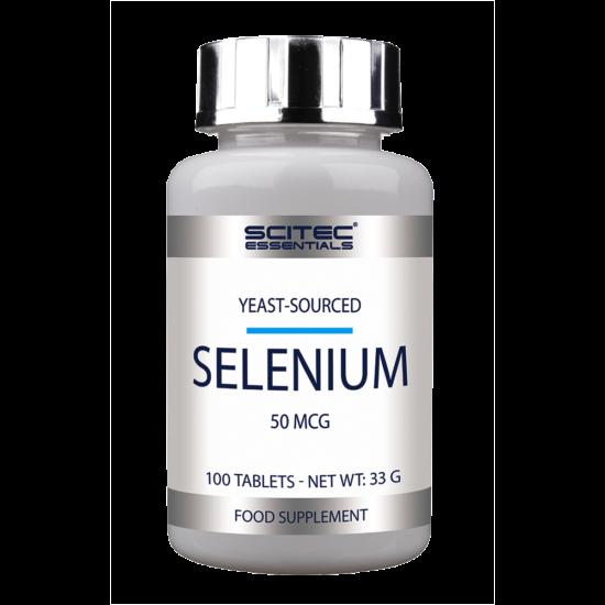 Scitec Nutrition Selenium tabletta 100db