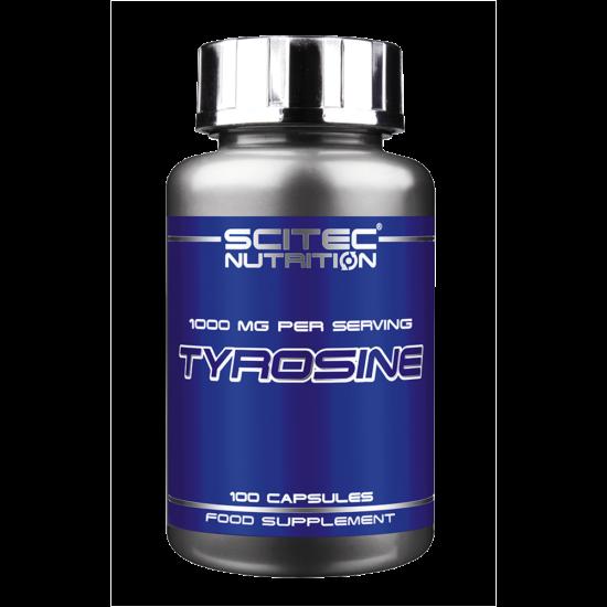 Scitec Nutrition Tyrosine kapszula 100db
