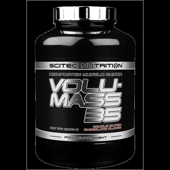 Scitec Volumass 35 (2,95 kg) + ajándék C vitamin