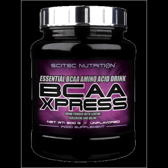 Scitec Nutrition BCAA Xpress 500g  + ajándék C vitamin