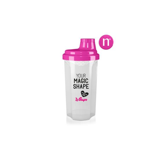 Shaker - 500 ml - WSHAPE - Nutriversum