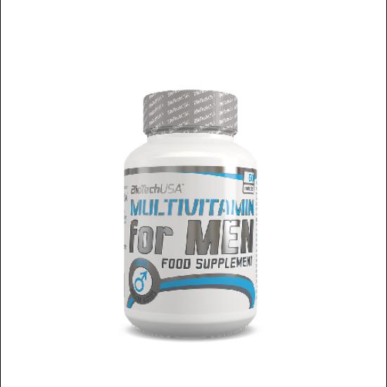 Nagyker BioTechUSA Multivitamin for Men 60db