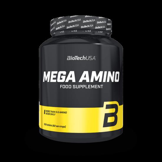 BiotechUSA Mega Amino 300 tabletta