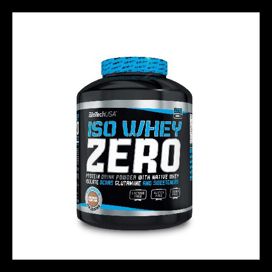BiotechUSA Iso Whey Zero 2,3kg