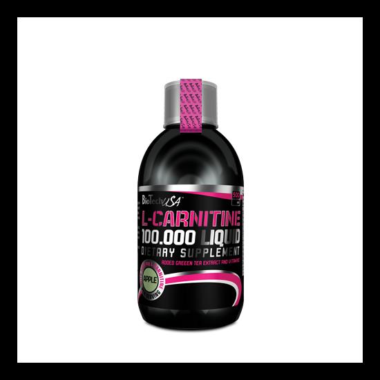 BiotechUSA L-Carnitine 100.000 - 500ml