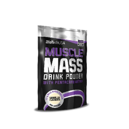 BiotechUSA Muscle Mass 1000g