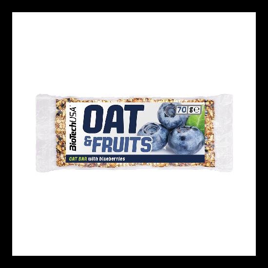 BiotechUSA Oat & Fruits 70 g