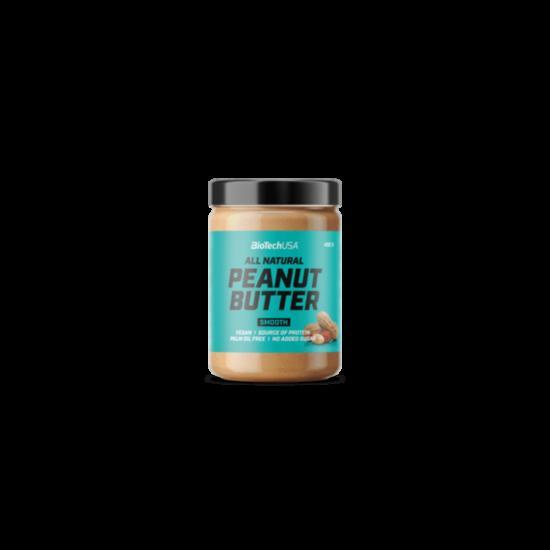 BiotechUSA Peanut Butter mogyoróvaj 400g
