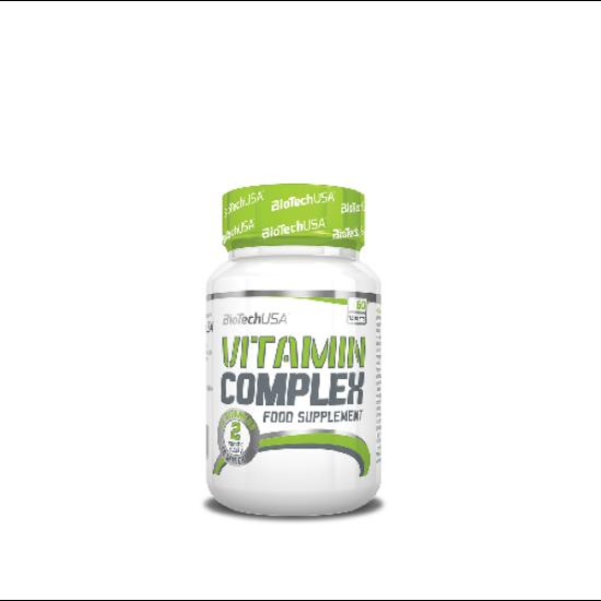 Nagyker BiotechUSA Vitamin Complex 60 tabletta