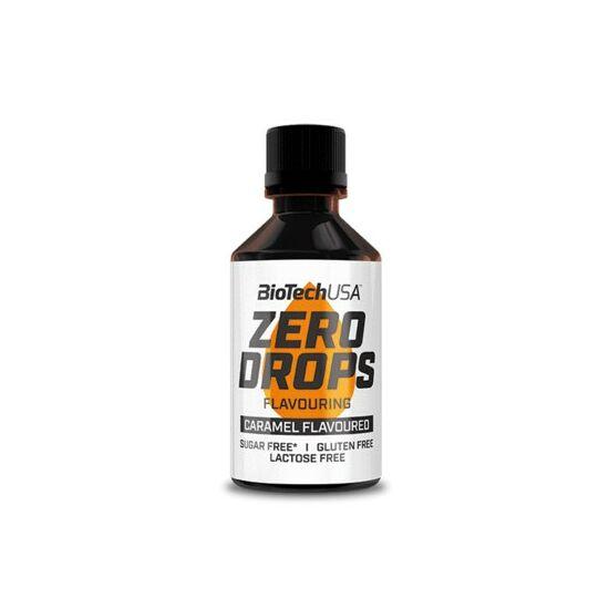 BiotechUSA Zero Drops ízesítőcsepp 50ml