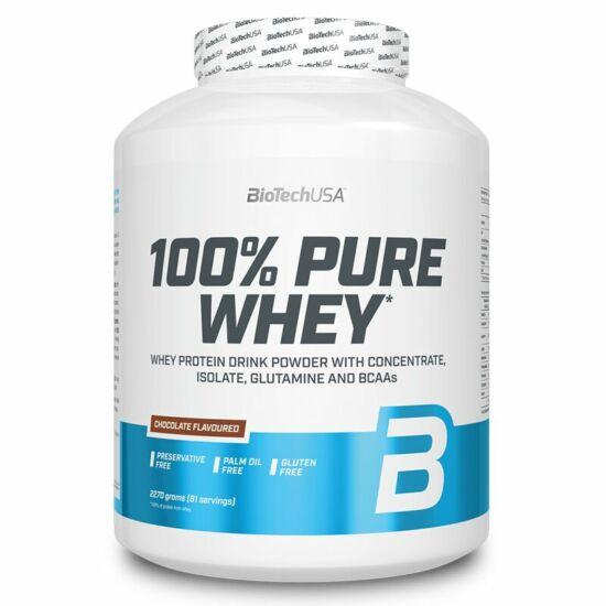 Nagyker BiotechUSA 100% Pure whey 2,27kg