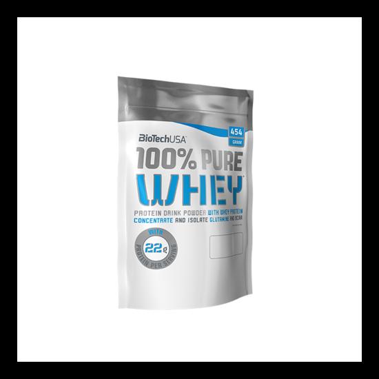 Nagyker BiotechUSA 100% Pure whey 454g