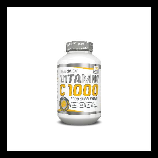Nagyker BiotechUSA C 1000 (100 tabletta)