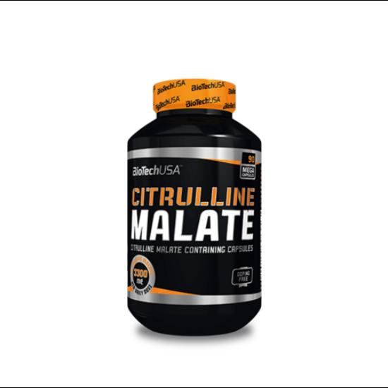 BiotechUSA Citrulline Malate 90 kapszula