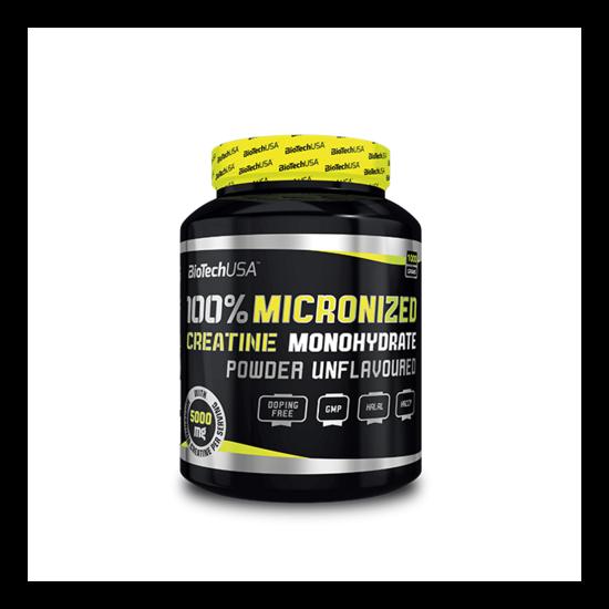 BiotechUSA Creatine Monohydrate 1kg