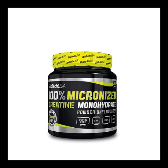 BiotechUSA Creatine Monohydrate 300g