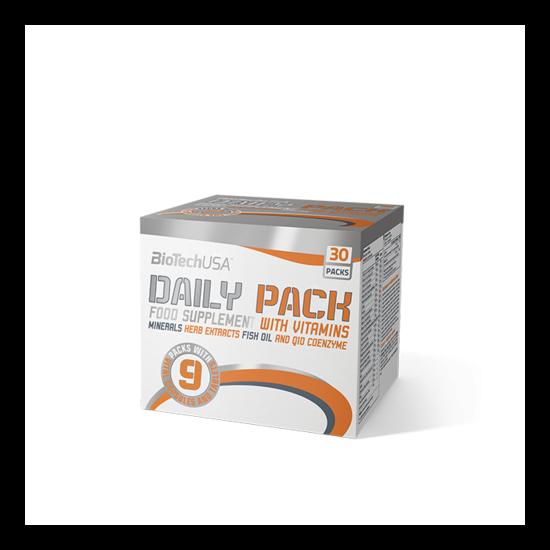 BiotechUSA Daily Pack 30 adag
