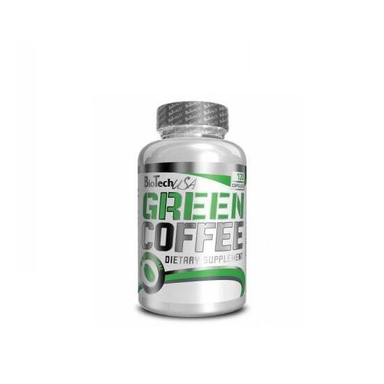 BiotechUSA Green Coffe 120 kapszula