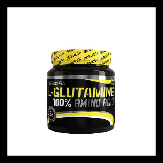 BiotechUSA L-Glutamine 500g