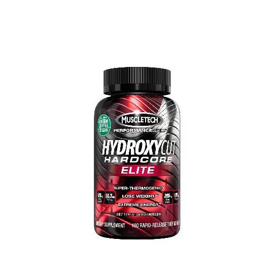MuscleTech Hydroxycut Hardcore Elite - 110 caps