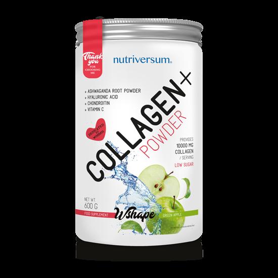 Collagen+ - 600 g - WSHAPE - Nutriversum Kekszolo