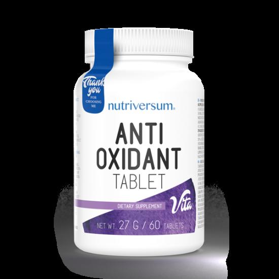 Nutriversum Antioxidant VITA - 60 tabletta