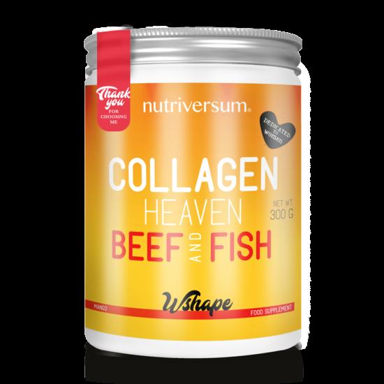 Nutriversum Collagen Heaven Beef&Fish WSHAPE - 300g