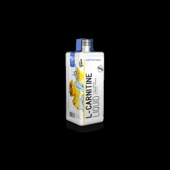 Nutriversum FLOW L-Carnitine 3.000 mg 500ml Citrom