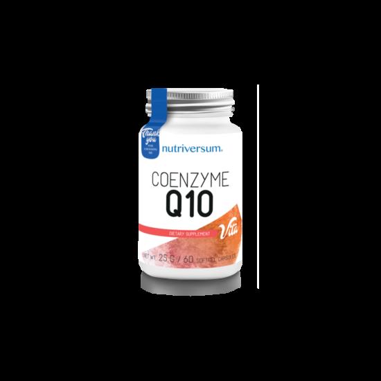 Nutriversum VITA Coenzyme Q10 60 kapszula