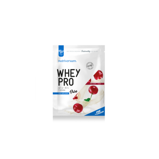 Nutriversum PURE Whey PRO 30 g