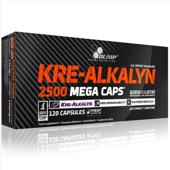 OLIMP KRE-ALKALYN 2500 MC 120 KAPSZULA